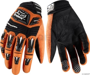 Fox Racing Sidewinder Gloves Fox Racing Sidewinder Glove Burnt Orange SM