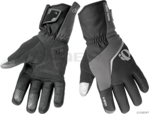 Pearl Izumi Men's Elite Softshell Gloves Pearl Izumi Elite Softshell Glove Black MD