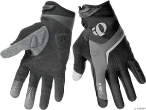 Pearl Izumi Cyclone Gloves Black Pearl Izumi Cyclone Glove Black SM