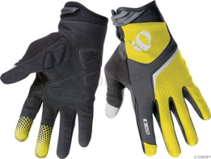 Pearl Izumi Cyclone Gloves Screaming Yellow Pearl Izumi Cyclone Glove Screaming Yellow MD