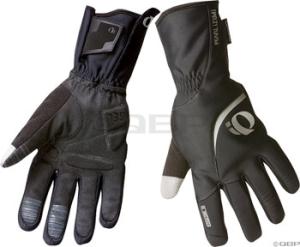 Pearl Izumi Women's Elite Softshell Gloves Pearl Izumi Womens Elite Softshell Glove Black LG
