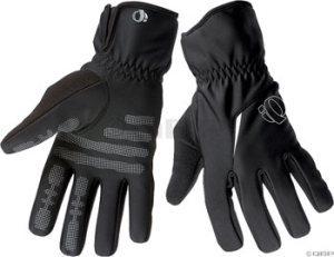 Pearl Izumi Men's Select Softshell Gloves Pearl Izumi Select Softshell Glove Black XXL