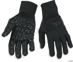 DeFeet Duraglove Gloves Black DeFeet Duraglove Black LG