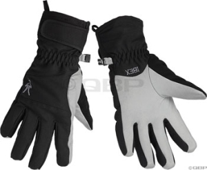 IBEX Tuck Softshell Glove Gloves Ibex Climawool Softshell Glove SM Black