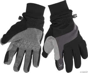 IBEX Kilometer Gloves Ibex Kilometer Glove MD Black