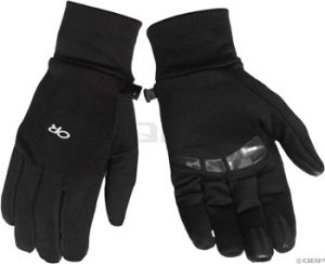 Outdoor Research Men's PL400 Gloves Outdoor Research PL400 Gloves Men's Black LG