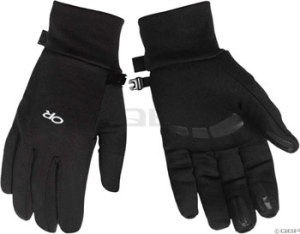Outdoor Research Women's PL400 Gloves Outdoor Research PL400 Gloves Women's Black LG