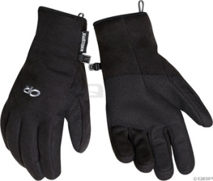 Outdoor Research Men's Gripper Gloves Outdoor Research Gripper Glove Men's Black LG