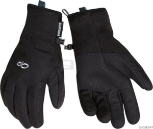 Outdoor Research Women's Gripper Gloves Outdoor Research Gripper Glove Women's Black SM