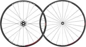 Campagnolo Hyperon Ultra Two Clincher Wheelset & Brake Pads Campagnolo Hyperon Ultra Two Clincher Wheelset & Brake Pads
