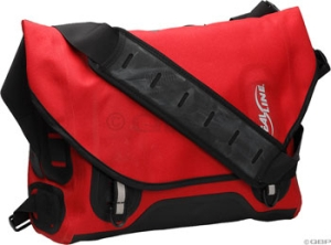 Seal Line Urban Shoulder Bag SM Red Seal Line Urban Shoulder Bag SM Red