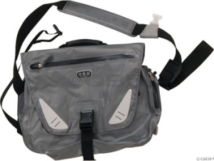 Pacific Outdoor Equipment ECOVancouver Messenger Bag ECOGray Pacific Outdoor Equipment ECOVancouver Messenger Bag ECOGray