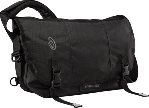 Timbuk2 Medium Messenger Bags Timbuk2 Messenger Bag MD Silver/SafetyCone