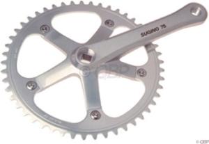 Sugino 75 Track 170mm 49t Crankset Sugino 75 Track 170mm 49t Crankset