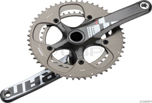 SRAM Red BB30 Cranksets SRAM Red BB30 165mm Crankset 3450T Bottom Bracket Not Included