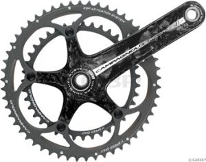 Campagnolo Record UltraTorque Carbon 11s Cranksets Campagnolo Record UltraTorque Carbon 11Speed 172.5mm 3953 Crankset