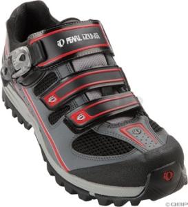 Pearl Izumi Men's XAlp Enduro II Mountain Shoes Pearl Izumi XAlp Enduro II size 44 Black/Gray