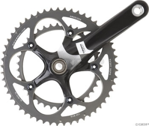 SRAM 2010 Force GXP Cranksets SRAM Force GXP 177.5mm 5339 Crankset No Cups