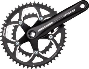 FSA Full Speed Ahead Vero Compact Cranksets FSA Vero Compact 175mm 34/50 JIS Crankset Black