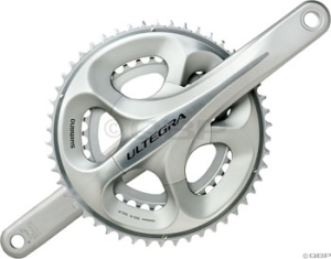 Shimano Ultegra 6750 Cranksets Ultegra 6750 165mm 3450 10Speed Crankset without Bottom Bracket