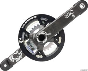RaceFace SIXC Series Crank/Bottom Brackets Sets RaceFace SIXC 24/36/Bash 175mm Crank w/XType Blk/Org