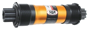 TruVativ Giga Pipe Team DH Bottom Brackets Truvativ Giga Pipe Team DH 68/68E/73x113mm ISIS BB