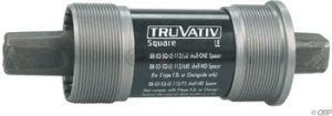TruVativ Square LE Bottom Brackets TruVativ LE Square BB 6873x108mm Alloy Cups