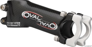 Oval Concepts R900 26.0 Carbon Stem Oval Concepts R900 Carbon Stem 100mm 73degree 26.0