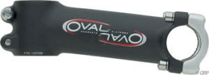 Oval Concepts R700 26.0 Stems Oval Concepts R700 Road Stem 130mm 84degree Black 26.0