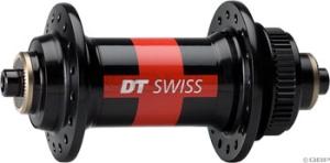 DT Swiss 240s CenterLock Front Hubs DT Swiss 240s Front 32h CenterLock 9mm Axle with RWS 2010