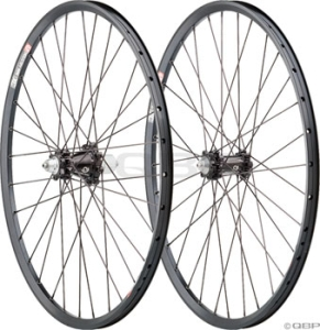 Industry Nine Cross Country Wheelsets 26 Industry Nine Cross County 26 Wheelset Black