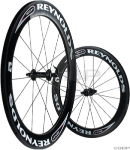 Reynolds SDV Tubular Wheelsets Reynolds SDV 66 Tubular Campy Wheels