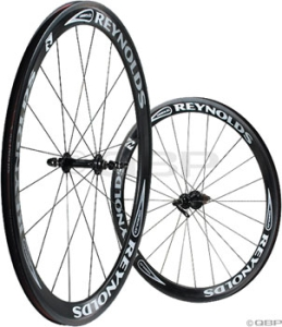 Reynolds Assault Wheelsets Reynolds Assault Clincher Campy Wheels