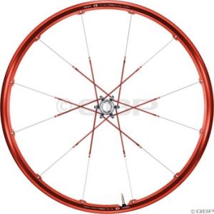 Crank Brothers Opium Wheelset 26 Red 20mm Thru Crank Brothers Opium Wheelset 26 Red 20mm Thru