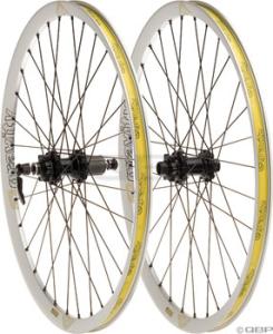 Gravity Light Wheelset20mm Front,135mm QR Rear Gravity Light Wheelset20mm Front,135mm QR Rear