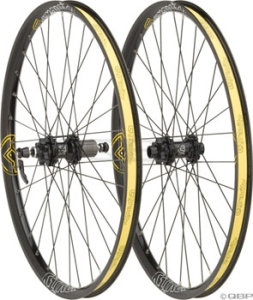 Gravity DH Wheelset 11020mm Front 135 QR Rear Gravity DH Wheelset 11020mm Front 135 QR Rear