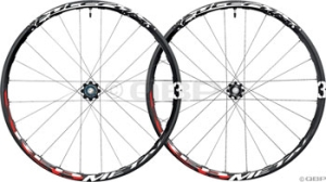 Fulcrum Red Metal 3 6Bol t disc UST wheelset Fulcrum Red Metal 3 6Bol t disc UST wheelset