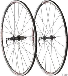 AClass ALX220 700c 20/24h Wheelset Black AClass ALX220 700c 20/24h Wheelset Black