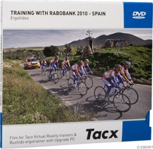 Tacx Ergo Rabobank 2010 Spain for Tacx VR system Tacx Ergo Rabobank 2010 Spain for Tacx VR system
