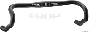 Ritchey Biomax Drop Handlebars 26.0 Ritchey Biomax 38cm 26.0 6 degree Sweep Black