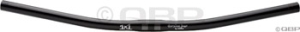 Surly 1x1 Torsion Bar, cromo, blk,666mm wide Surly 1x1 Torsion Bar, cromo, blk,666mm wide