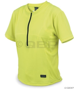 Mt Borah Womens Micro Jerseys Mt Borah Womens Micro Jersey Yellow LG