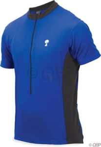 Mt Borah Mens Micro Jerseys Mt Borah Micro Jersey Royal Blue MD