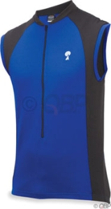 Mt Borah Micro Sleeveless Jerseys Mt Borah Micro Sleeveless Jersey Royal Blue MD