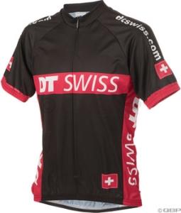 DT Swiss 2009 Team Jersey Black/Red XL DT Swiss 2009 Team Jersey Black/Red XL