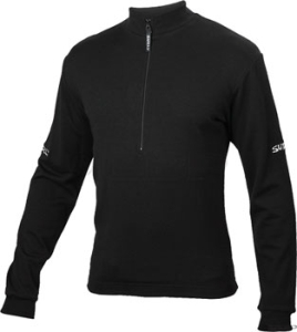 Surly Men's Long Sleeve Wool Jerseys Surly Men's Long Sleeved Wool Jersey Black SM