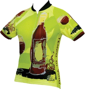 World Jerseys Tempo di Vino Jerseys World Jerseys Tempo di Vino Lime SM