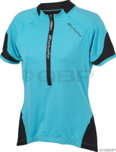 Bellwether Women's Omni Elite Jersey Bellwether Women's Omni Jersey Cherry Blossom/Black XL