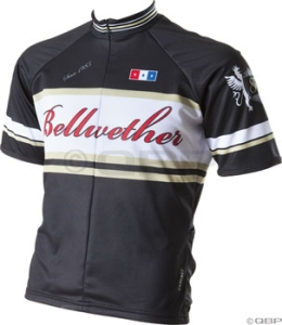 Bellwether Retro Jerseys Bellwether Retro Jersey Black MD