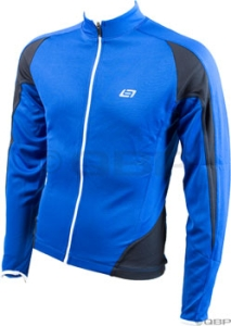Bellwether Draft Jersey Bellwether Draft Long Sleeve Jersey Cobalt MD